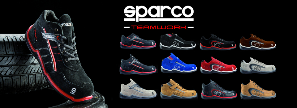 BANNER SCARPE SPARCO